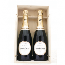 Champagne Laurent-Perrier...