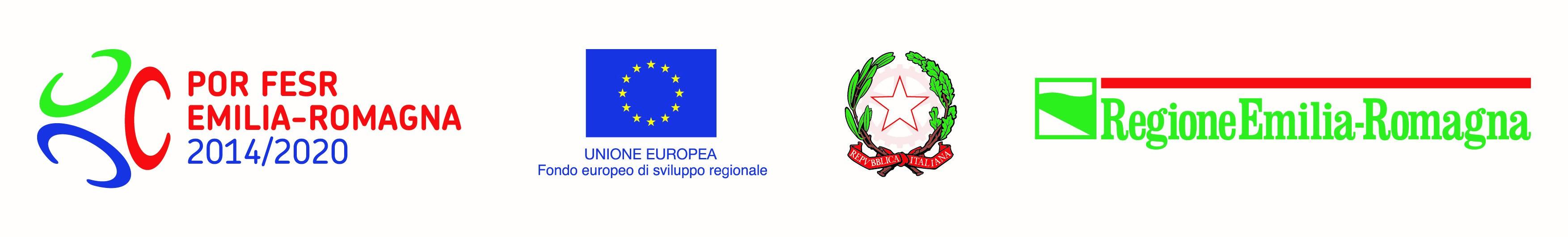 Progetto realizzato grazie al contributo della regione Emilia Romagna.
